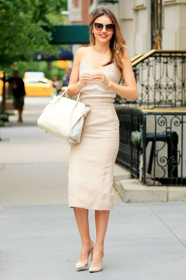 Nude Heels Outfits: What to Wear With Nude Shoes | Who