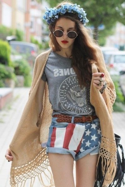 2018 Bohemian Style Clothing For Ladies Street Style (35)