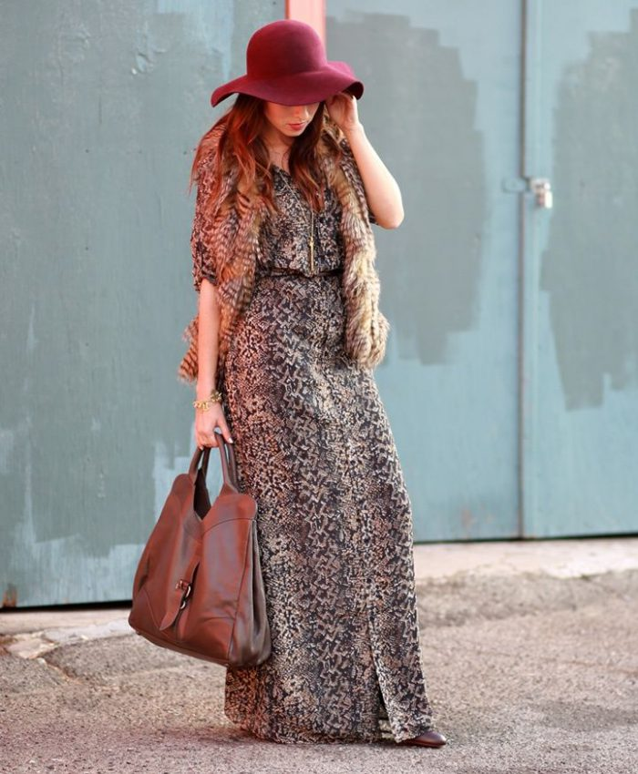 2018 Fur Waistcoats For Women Simple Looks To Try (17)