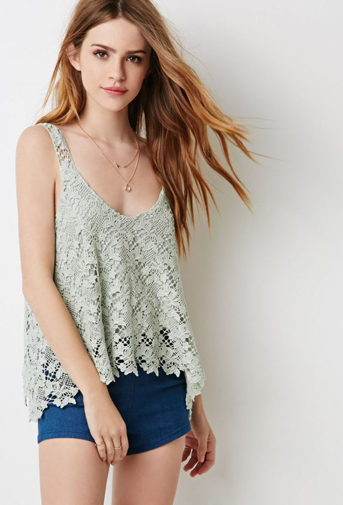 2018 Long Tank Tops For Women Street Style (10)