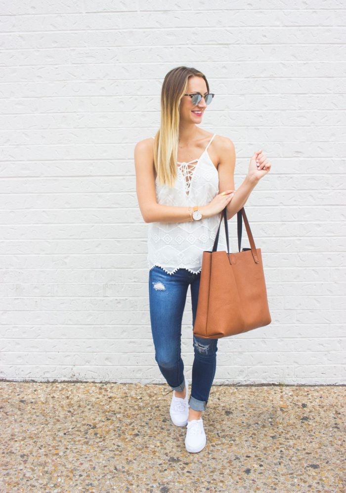 2018 Long Tank Tops For Women Street Style (16)