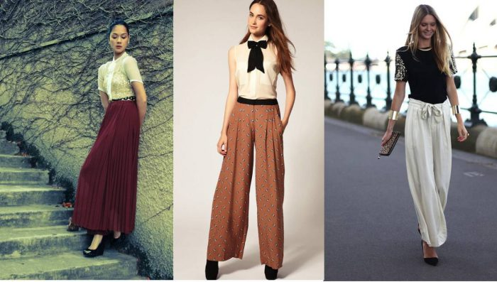 Palazzo Trousers For Women Look Awesome 2021