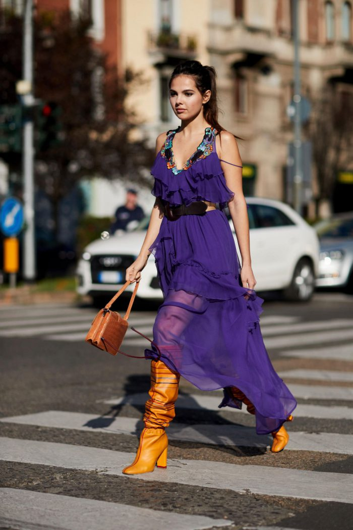 Color Combos For Women To Try This Spring 2020