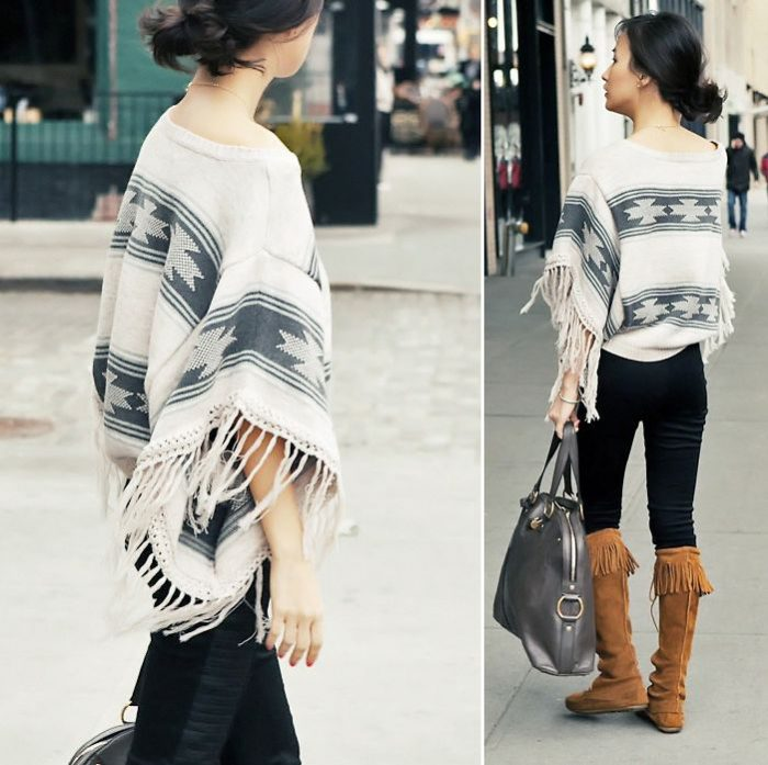 How to Make Ponchos Looks Awesome On You 2021