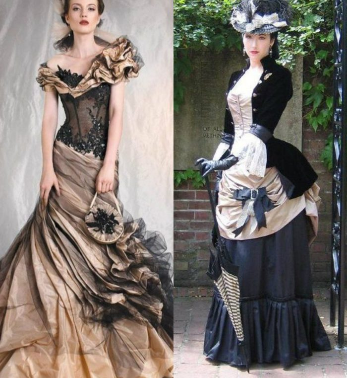 Victorian-Inspired Garments For Women 2019