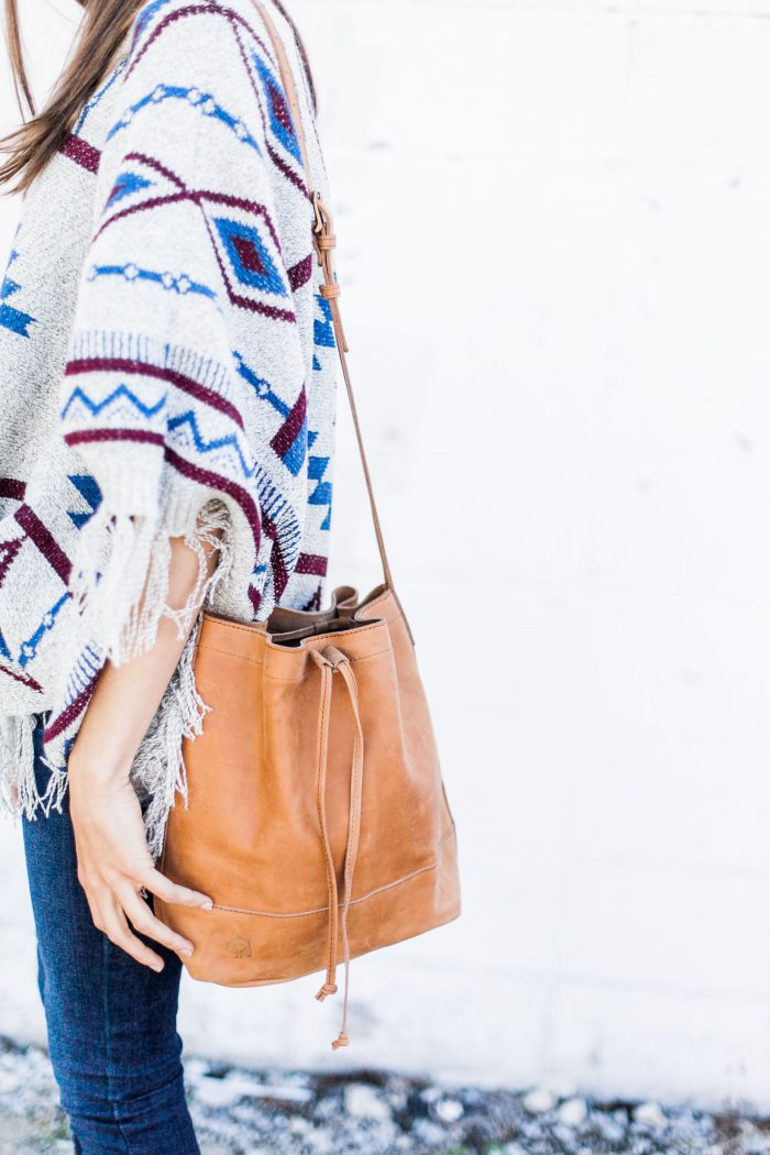 How To Style Drawstring Bucket Bags 2019