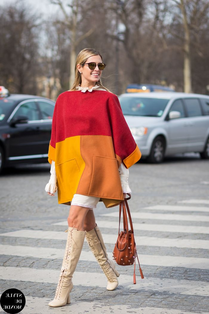 How To Make Ponchos Look Great On Women 2019