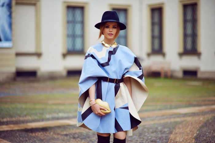 How To Make Ponchos Look Great On Women 2021