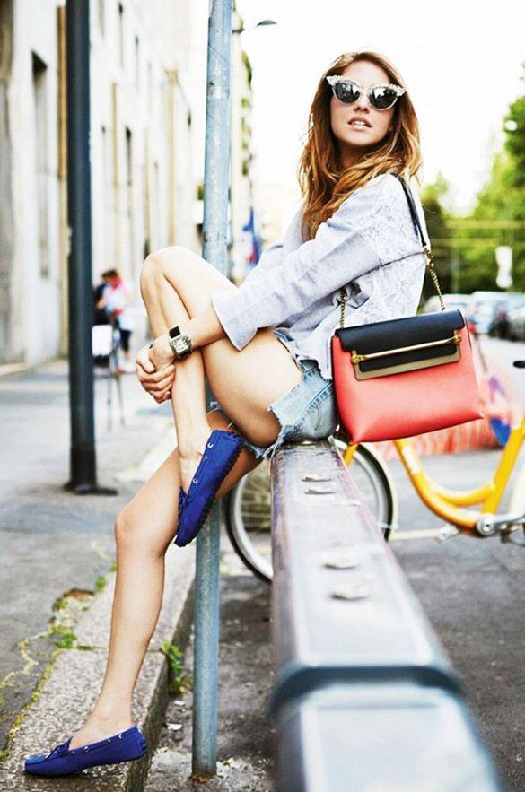 Summer Ways to Wear Cutoff Shorts 2020
