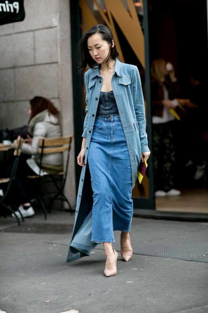 How To Dress Up Your Denim 2019