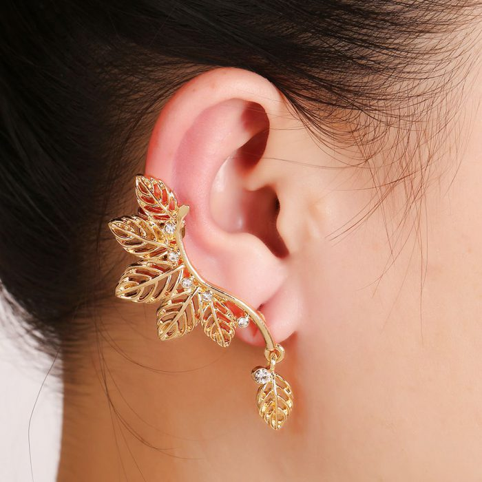 Jewelry Trends: How to Wear Ear Cuffs 2020
