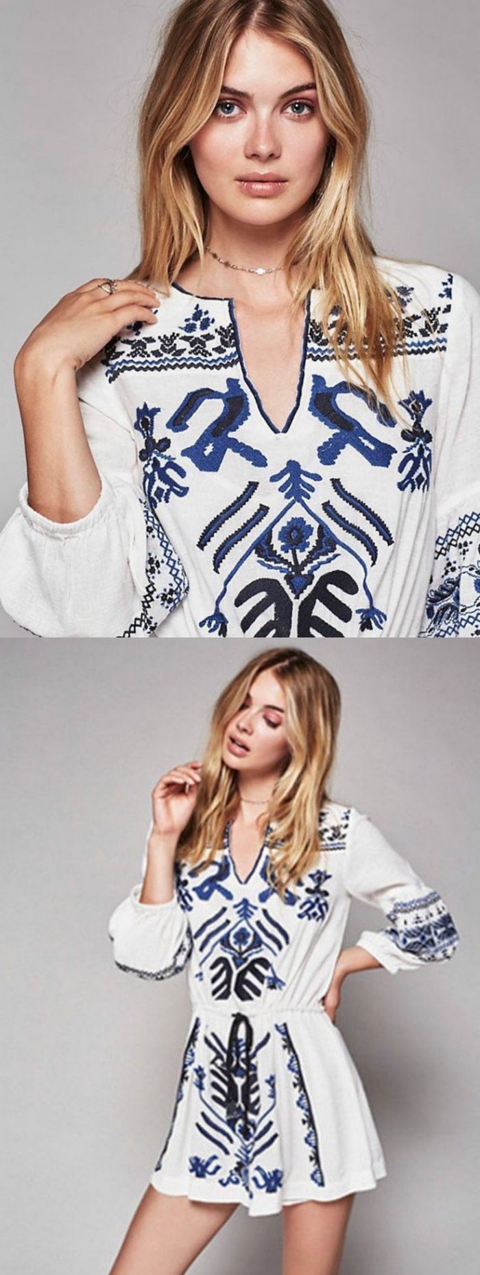 Embroidery Trend For Women 2021