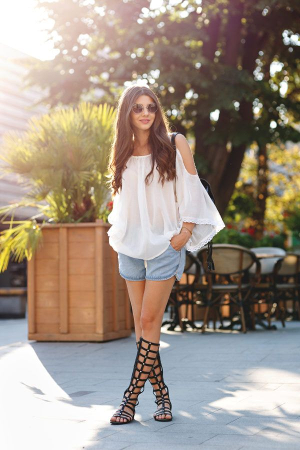 2018 Gladiator Sandals For Women Best Street Style (24)
