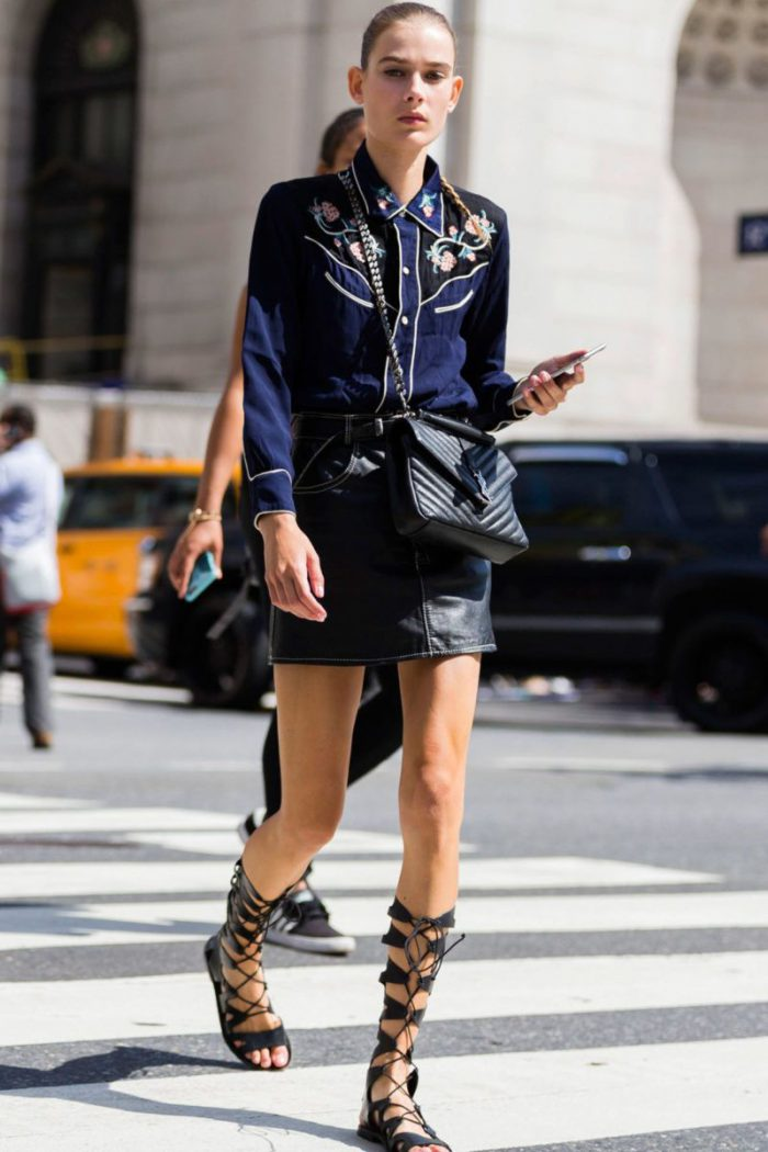 2018 Gladiator Sandals For Women Best Street Style (39)