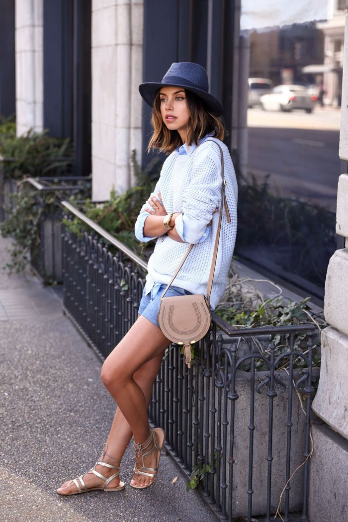 2018 Gladiator Sandals For Women Best Street Style (4)