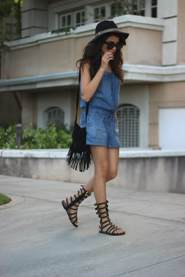 2018 Gladiator Sandals For Women Best Street Style (43)