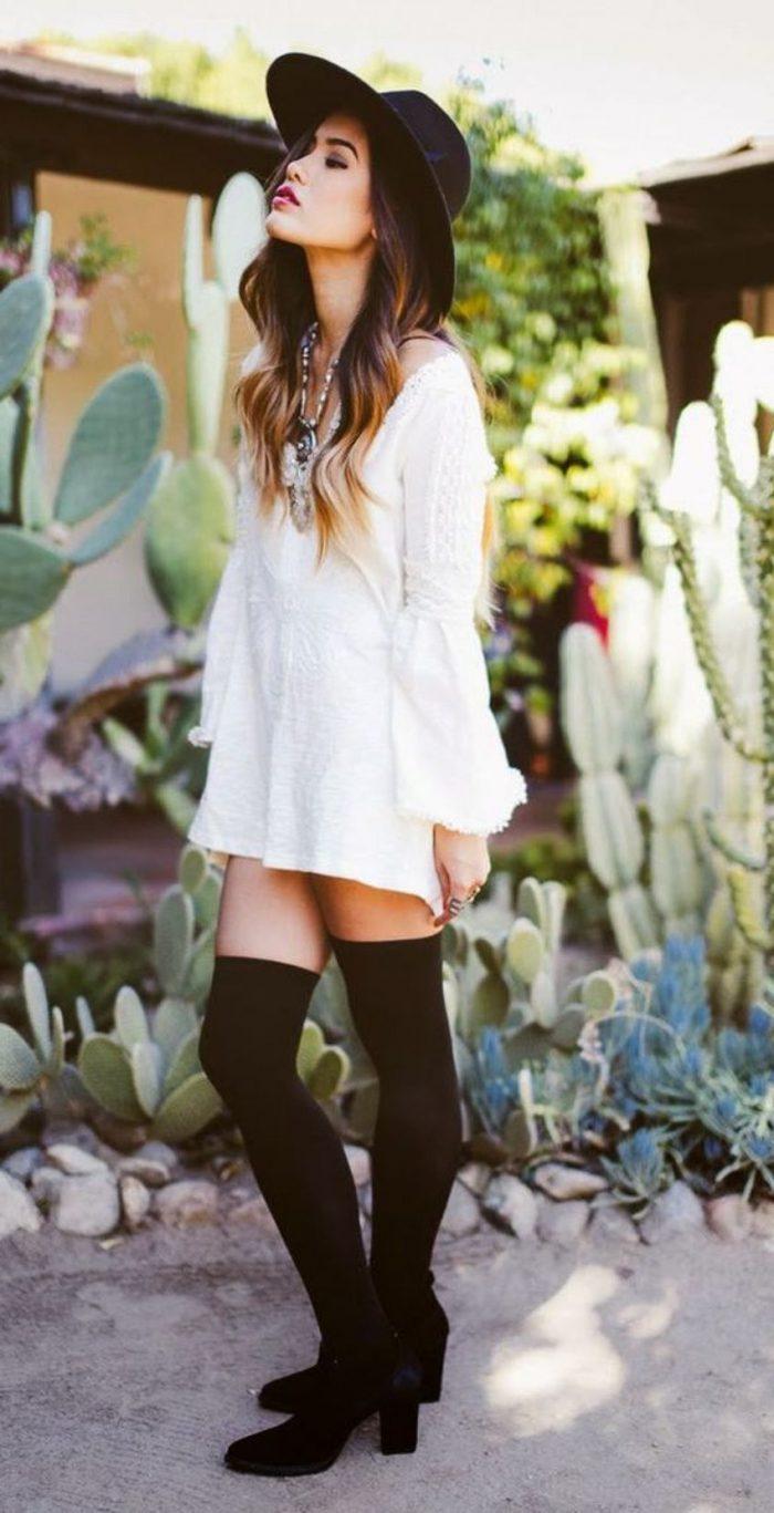 My Favorite Ways How to Wear High Socks 2020