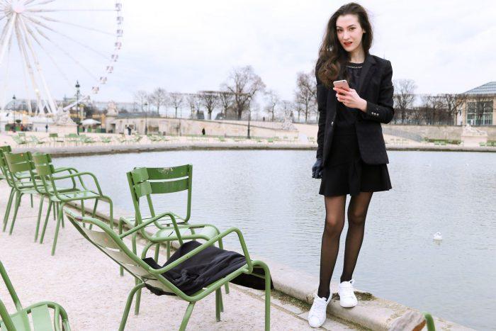 Stylish Ways To Wear Tights 2019