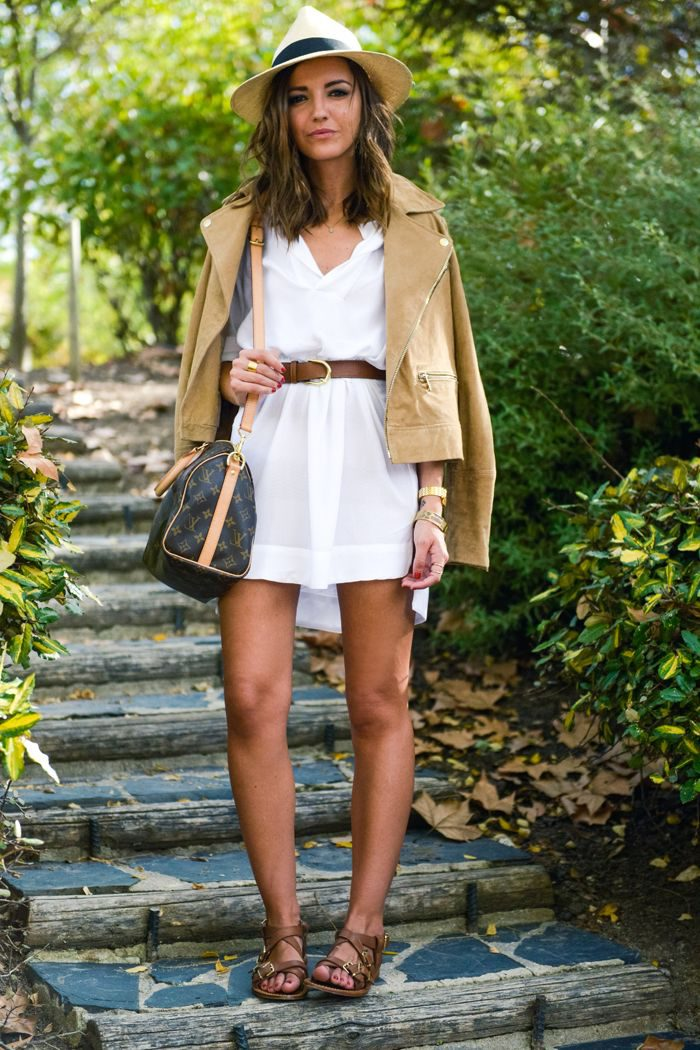 How to Wear Shirtdress And Look Ladylike 2019