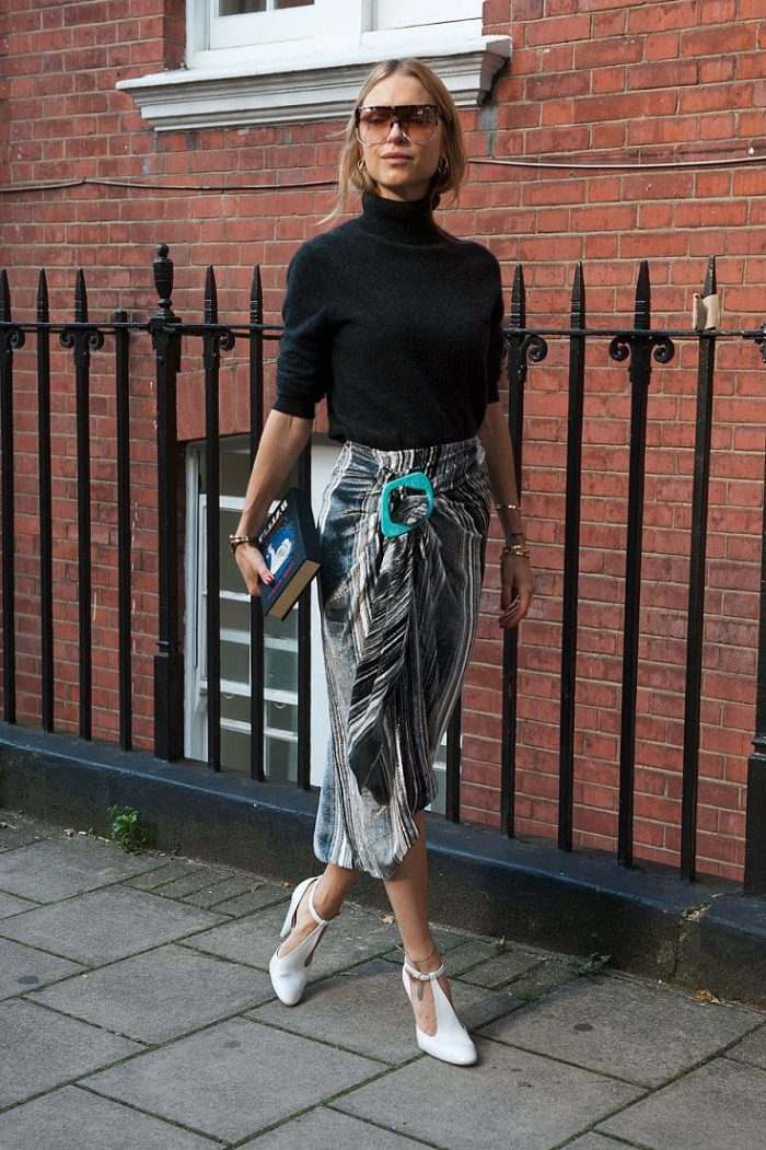 Street Style Looks: London Fashion Week 2020