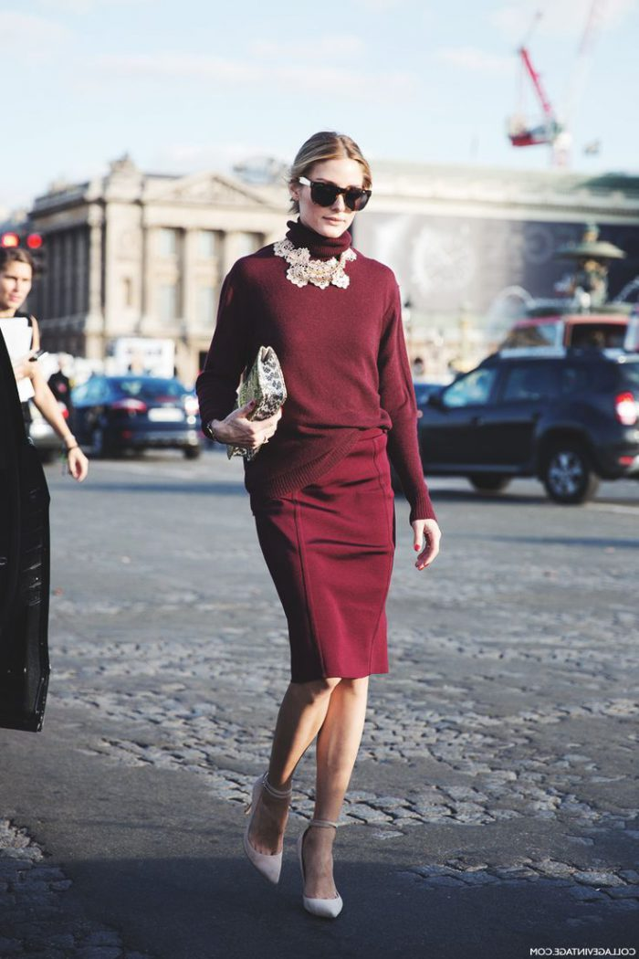 How to Wear Marsala Color 2019