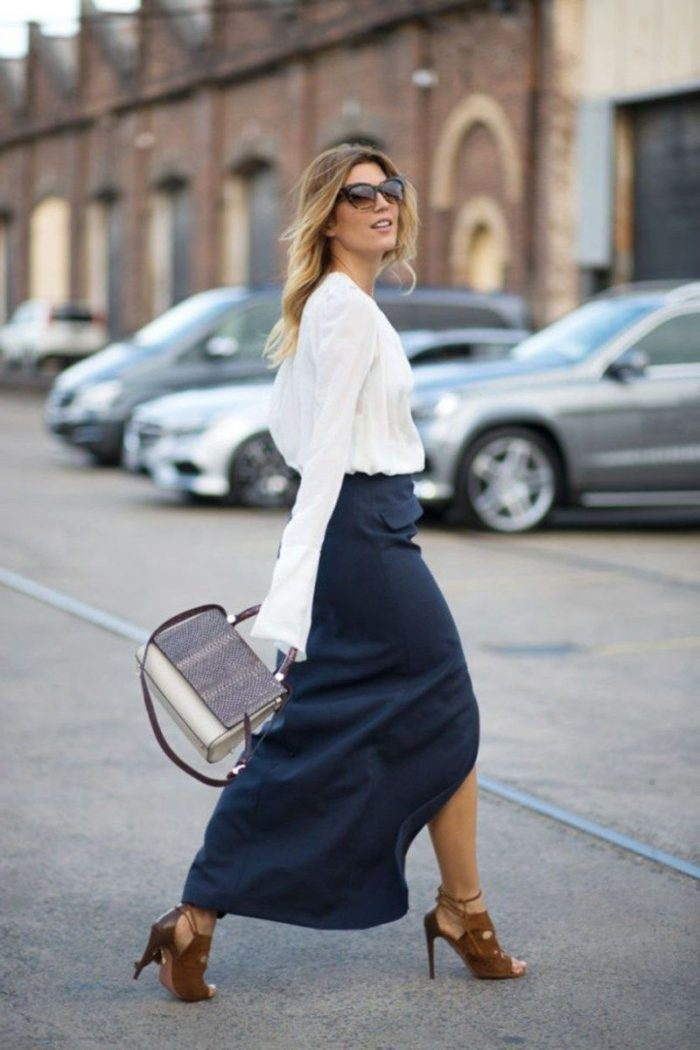 My Favorite Ways How To Wear Maxi Skirts 2020