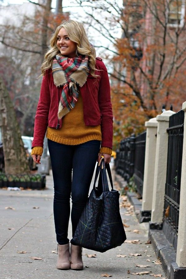 How And With What to Wear Mustard Color 2020