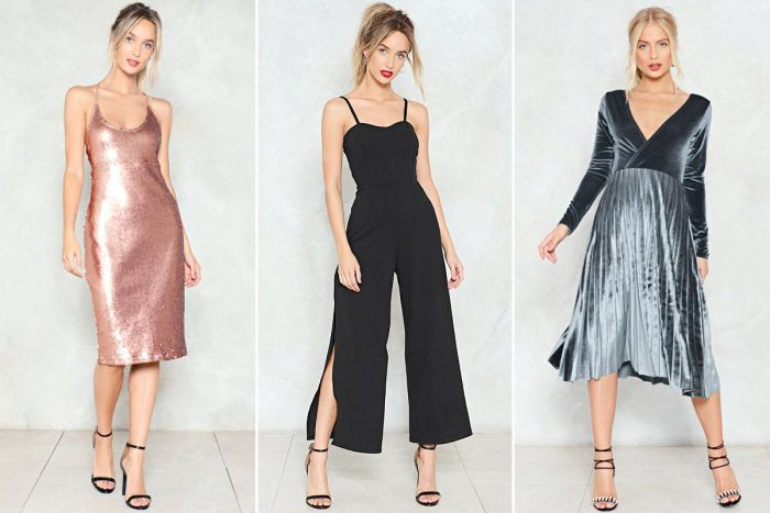 New Year Party Fashion Sets: Party Outfit Ideas 2020