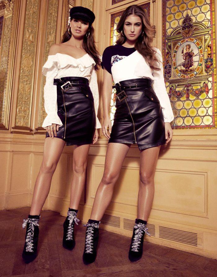 Best Ways To Wear Patent Skirts 2021