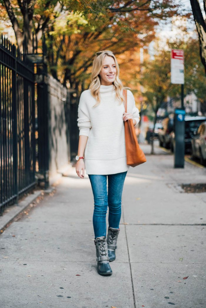 How to Wear Rain Boots If You Are Pregnant 2019