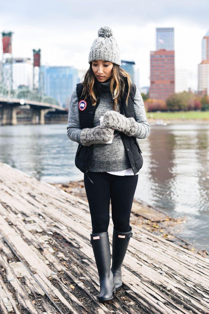 Best Ways To Wear Rain Boots 2020