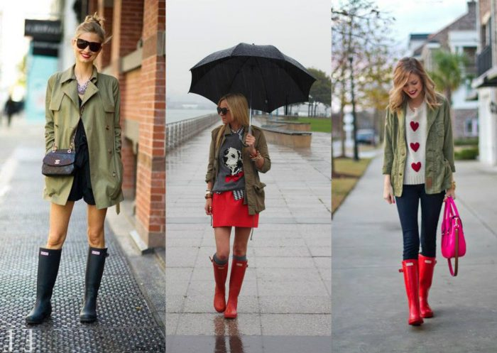 Rainy Day Outfit Ideas 2020