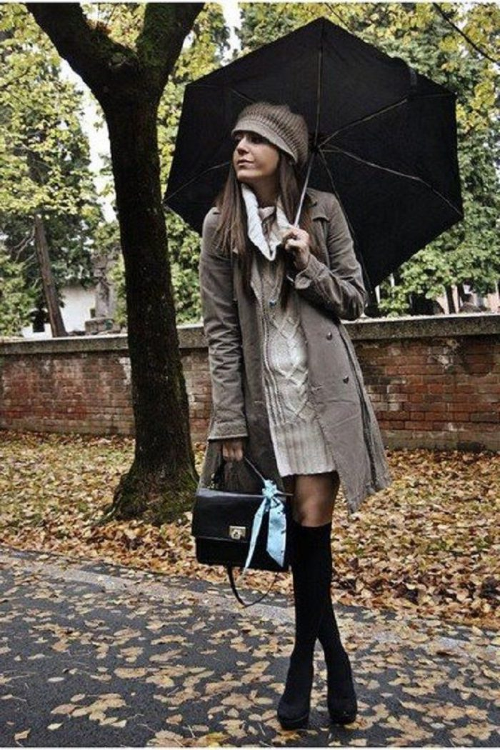 Rainy Day Outfit Ideas 2019