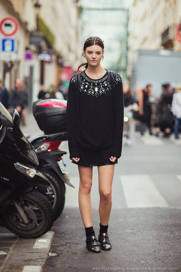 Studs and Spikes On Everyday Outfits 2021