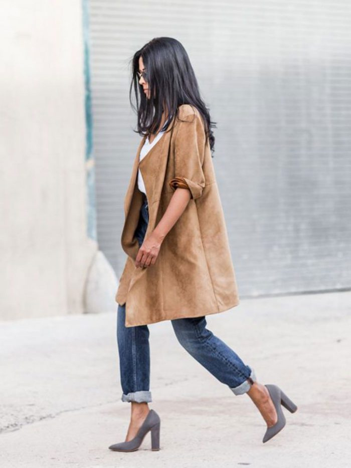 How to Looks Sexy In Suede 2019