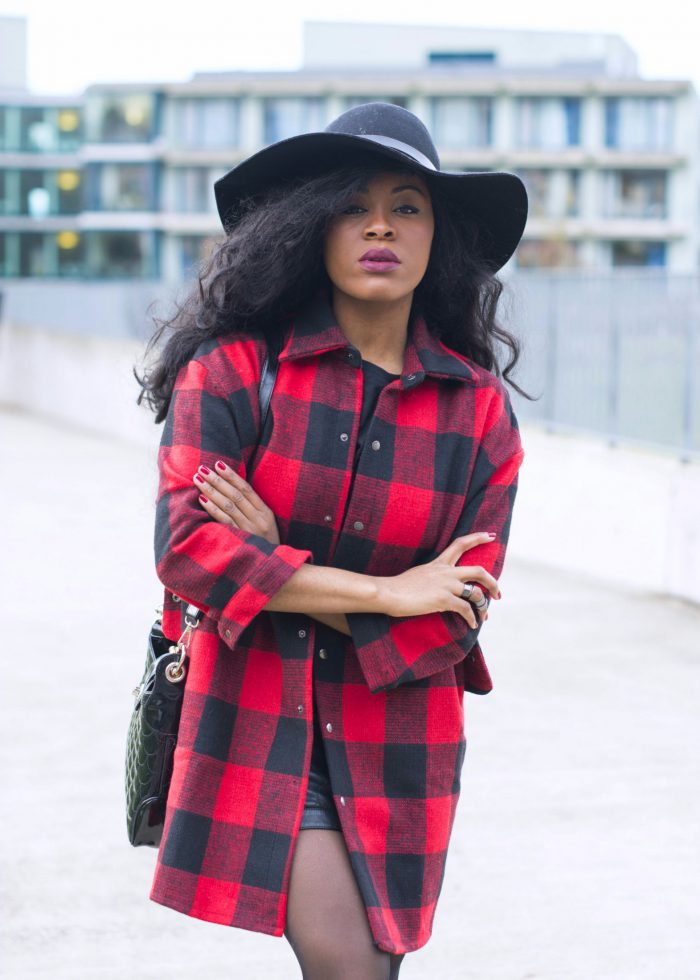 How to Wear Tartan Print 2021