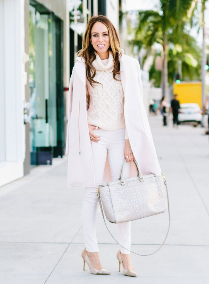 8515a9ebd427 How To Wear Baby Pink In Winter 2019 - FashionMakesTrends.com