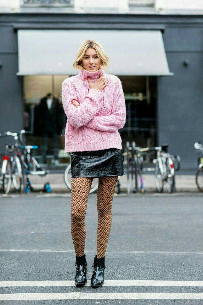 How To Wear Baby Pink In Winter 2021