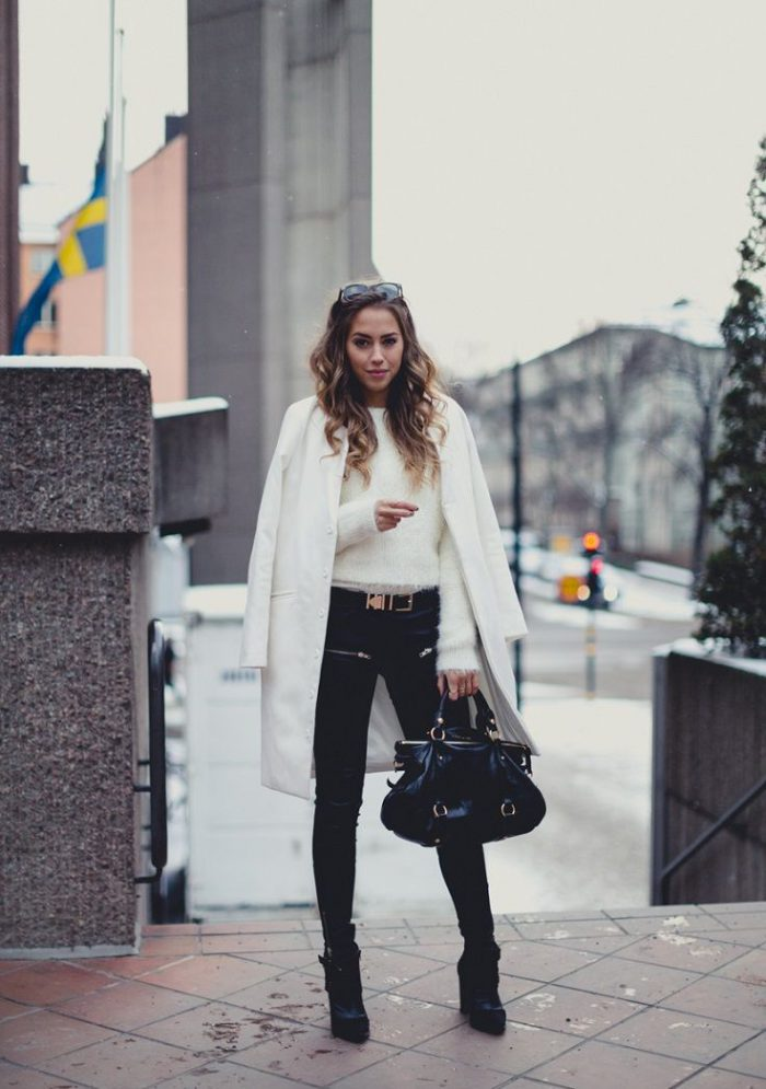 Winter Street Style Celebrity Outfits Inspiration 2019
