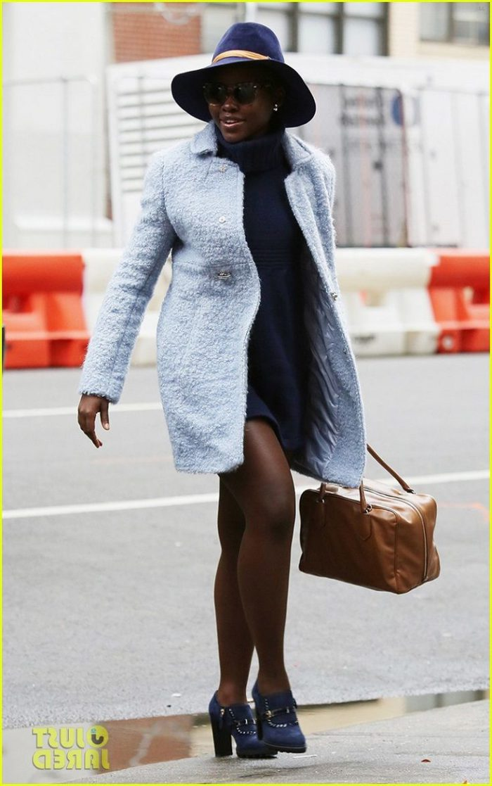 Winter Street Style Celebrity Outfits Inspiration 2021