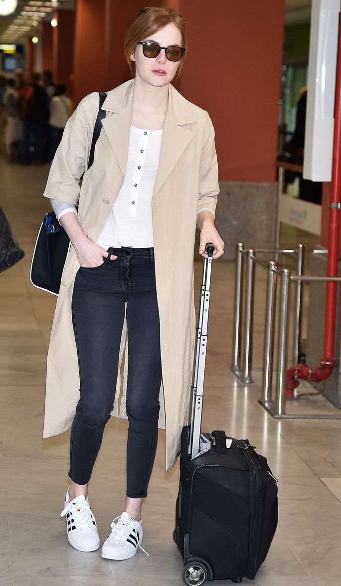 32 Airport Style Trends For Women 2019
