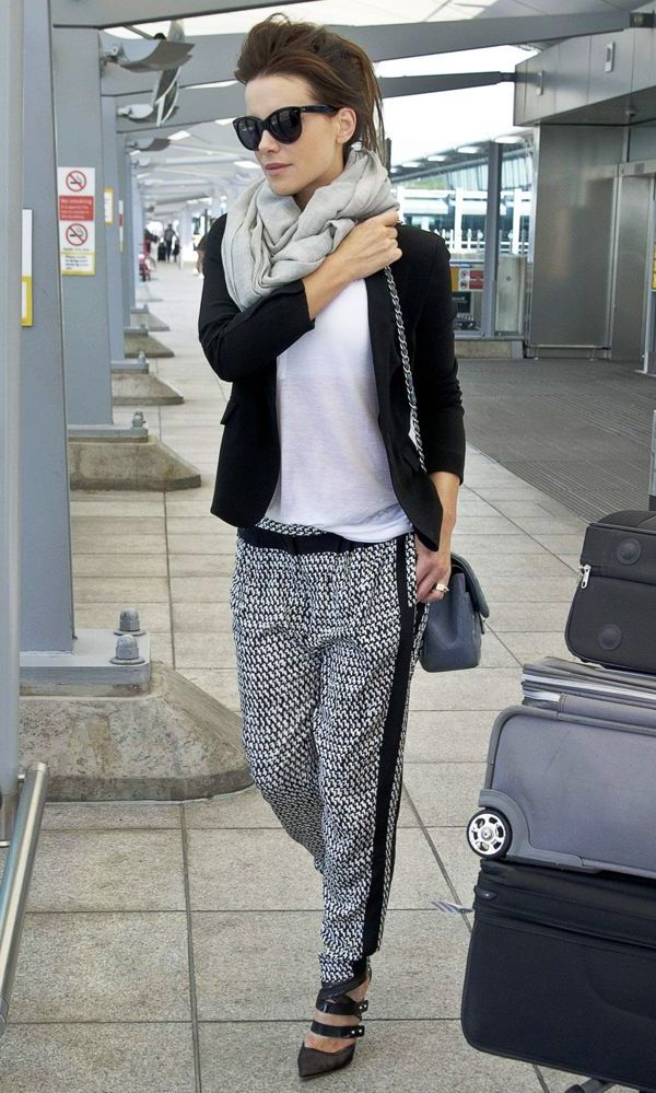 32 Airport Style Trends For Women 2020
