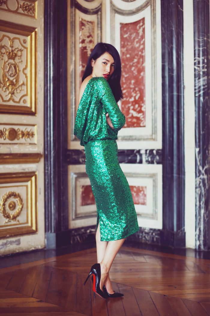 34 Summer Ways To Wear Sequins And Look Glamorous 2019