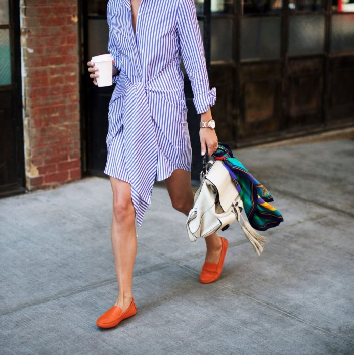 50 Ways To Style Colorful Shoes 2020