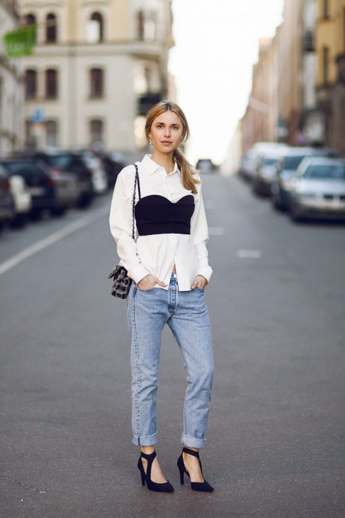 Women Bustier Tops Are Here To Stay 2019