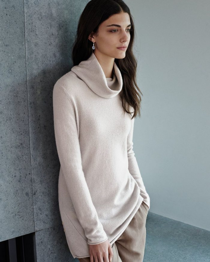 33 Cashmere Fashion Items For Women 2020