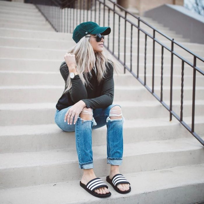35 Ways To Wear Casual Sandals 2020
