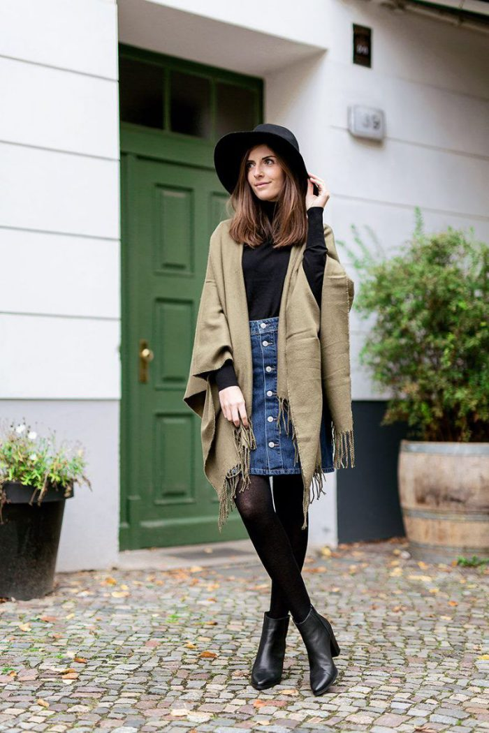 44 Chilly Spring Fashion Looks For Women 2020