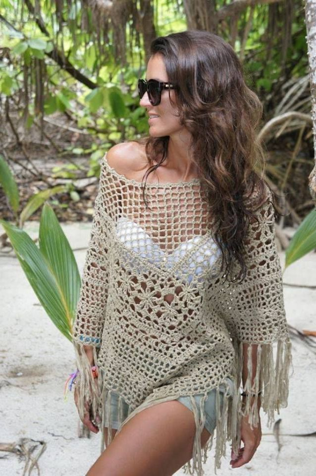 How to Wear Crochet Clothes This Summer 2020