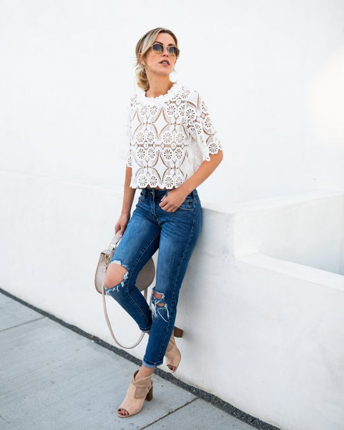 How to Wear Crochet Clothes This Summer 2019